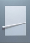 Picture of Clearing Sales - A3 white polyester printing paper with adhesive back