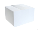 Picture of Bio blank white cards - CR80 - 0,76 mm / 760 micron / 30 mil