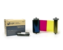 Picture of Smart-31D/Smart-51D duo 4+1 ribbon/dye film (YMCKO/black) - 200 print. Smart 55659376 S-IDDC-P-YMCKOK