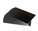 Picture of Blank black cards with magnetic stripe HICO - IS0-7811-6 (CR80)
