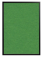 Picture of Chromagreen (Chroma Key) background for wall mounting incl. frame