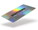 Picture of Blank spectrum holographic cards - CR80